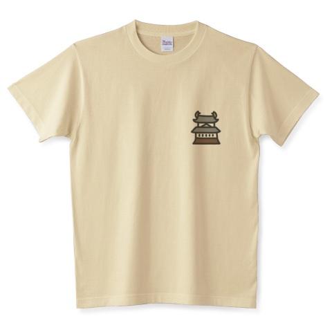 お城Tシャツ